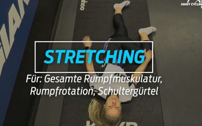 Stretching Teil 3